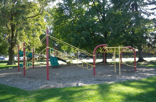 Photo of playground at Miller Park
